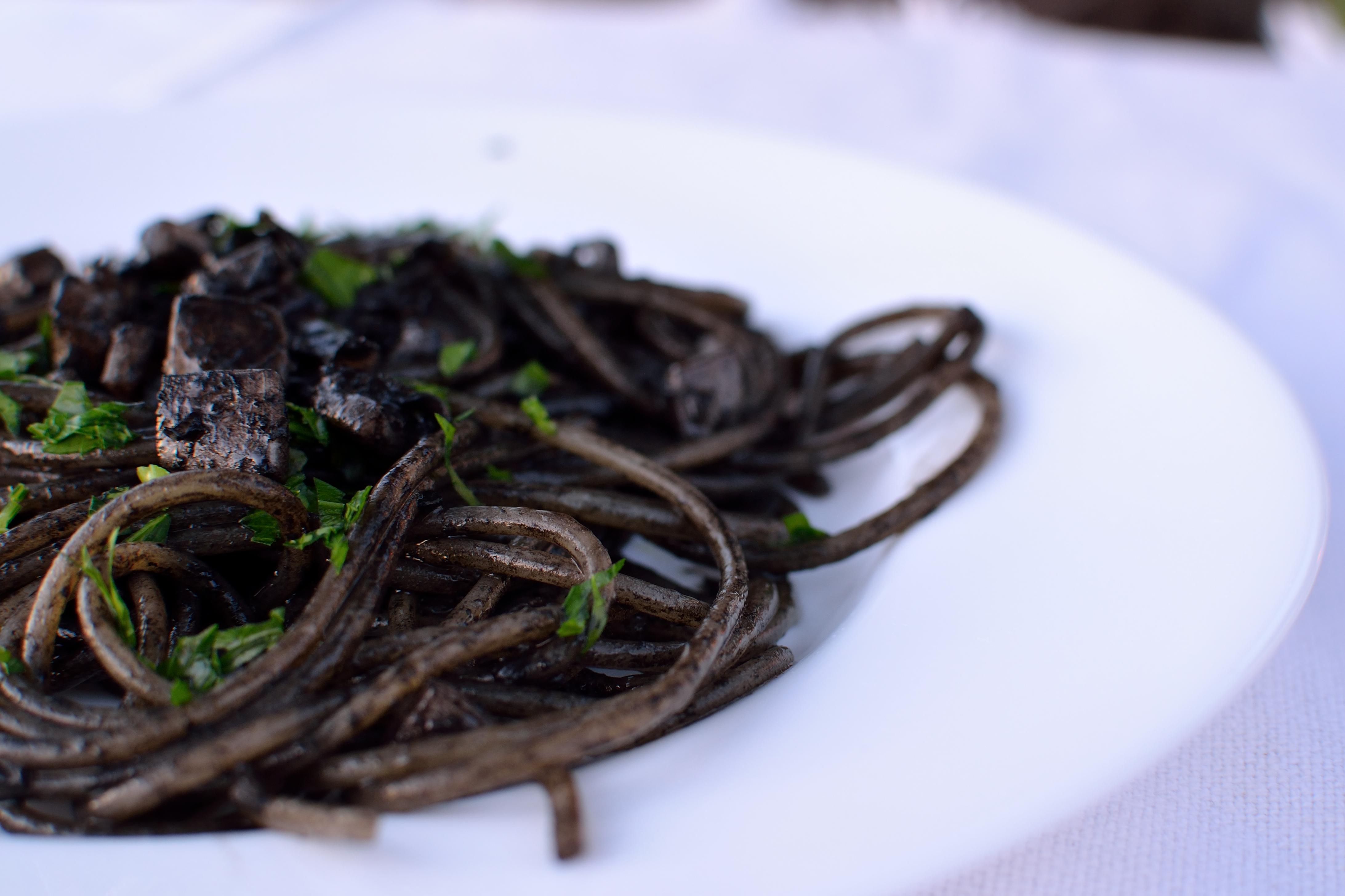 blæksprutte opskrift italiensk
